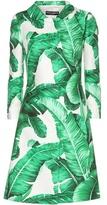Dolce & Gabbana Jacquard Printed Coat