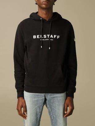 Belstaff Cotton Sweatshirt With Logo