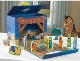 Kid Kraft Travel Box Nativity Scene Play Set