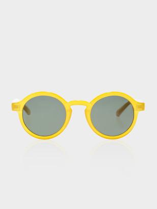 Mr.Boho Unisex Dalston Sunglasses in Honey