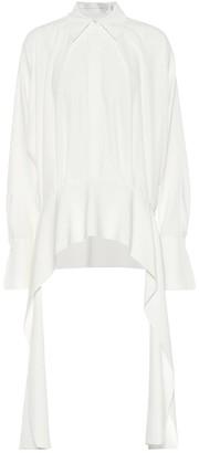 Victoria Victoria Beckham Crepe shirt