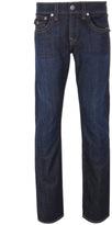 True Religion Ricky Indigo Relaxed Straight Denim Jeans