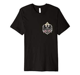 German Empire Eagle Coat Of Arms Germany Deutschland little Premium T-Shirt