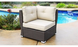 Latitude Run Leib Patio Chair with Cushions