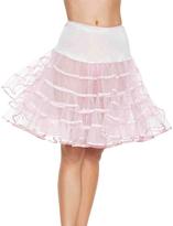 Leg Avenue Pink Petticoat Skirt