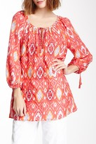Marrakech Flowy Silk Tunic