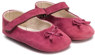 Pépé Bow Detailed Ballerina Shoes