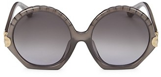 Chloé 56MM Round Sunglasses
