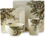 Angela Tabletops Unlimited Square 4-Piece Place Setting