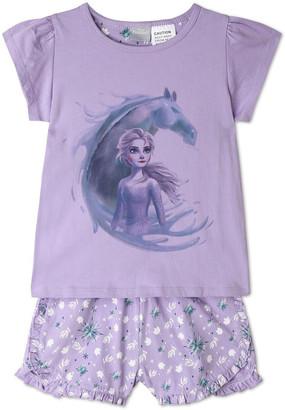 Milkshake Elsa Pyjama set