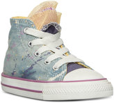 Converse Toddler Girls' Chuck Taylor All Star Party Casual Sneakers from Finish Line