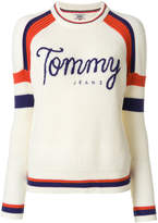 Tommy Hilfiger baseball sweater