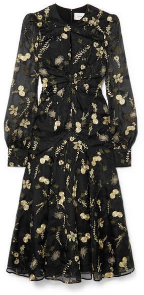 eaad6114d32 Erdem Embroidered Dresses - ShopStyle