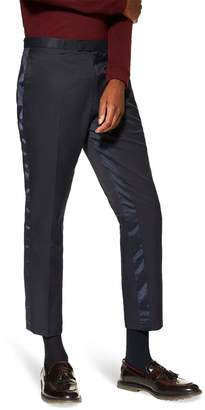 Topman Side Stripe Skinny Trousers