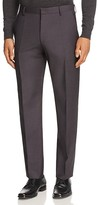 HUGO BOSS Solid Travel Stretch Slim Fit Trousers