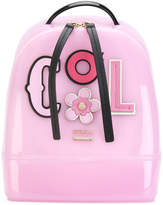 Furla appliquéd backpack