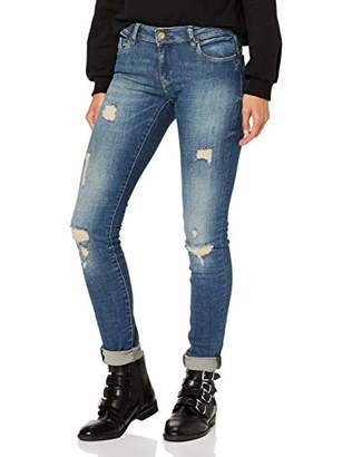 Kaporal Loka, Straight jeans Woman,W32/L34