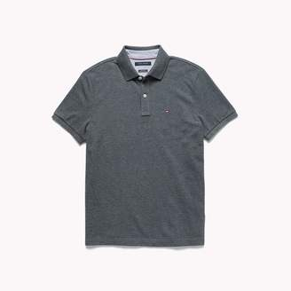 Tommy Hilfiger Custom Fit Essential Solid Polo