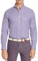 Vineyard Vines Gosmans Gingham Tucker Regular Fit Button-Down Shirt