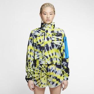 Nike Womens Tie Dye Jacket x Off-White