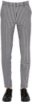 DSQUARED2 16.5cm Tokyo Houndstooth Pants