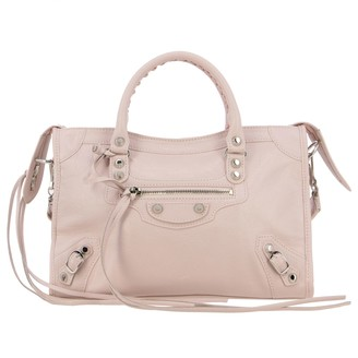 Balenciaga City S Leather Bag