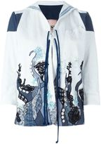 Antonio Marras embroidered jacket