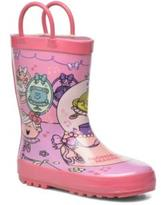 BeOnly Kids's Be Only Madame Opera Rounded toe Boots in Multicolor