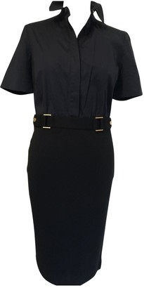 Tory Burch Black Wool Dress for Women