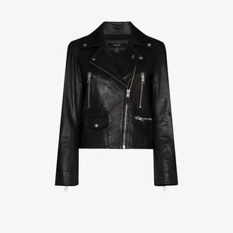 Ksubi Amplify biker jacket