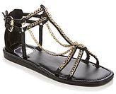 DMSX Carri Chain-Detail Sandals