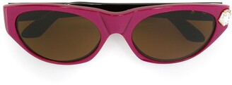 Emanuel Ungaro Pre-Owned Cat Eye Sunglasses