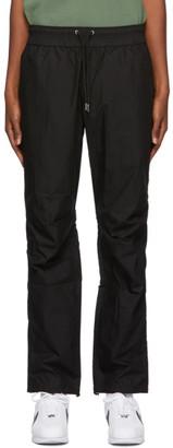 John Elliott Black Himalaya Sweatpants