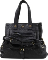 Jerome Dreyfuss Billy M Bubbled Lambskin Bag
