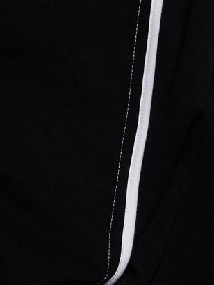 Joan Vass, Plus Size Trim Caftan Dress