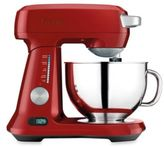 Breville The Scraper Mix Pro BEM800CBXL 5-Quart Stand Mixer in Cranberry Red