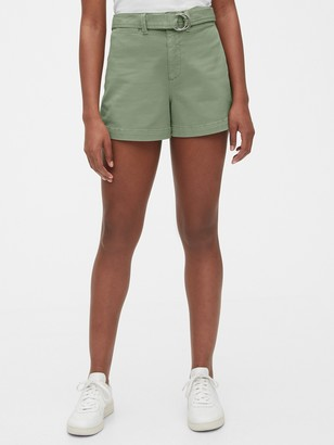 "Gap 4"" High Rise Shorts"