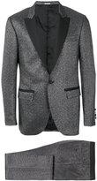 Lanvin lurex dinner suit - men - Silk/Lurex/Polyester/Wool - 48