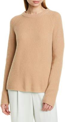 Vince Shaker Stitch Cashmere Sweater