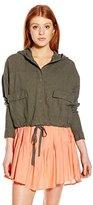 UNIONBAY Junior's Sander Linen Rayon Jacket