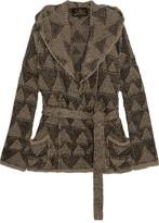 Vivienne Westwood Sophia Knitted Cardigan - Beige