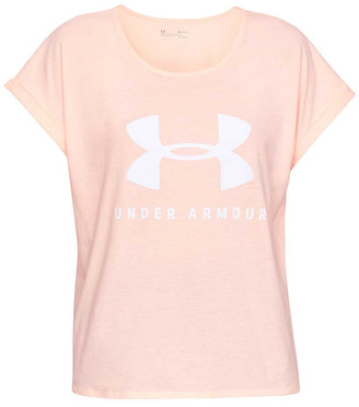 Under Armour Womens Sportstyle Graphic Tee