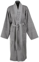 HUGO BOSS Bathrobe - Concrete - S