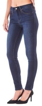 Nicole Miller Luxe Soho Hi-Rise Skinny Jeans