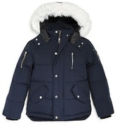 Moose Knuckles Boys' Fur Trimmed Parka - Sizes S-XL