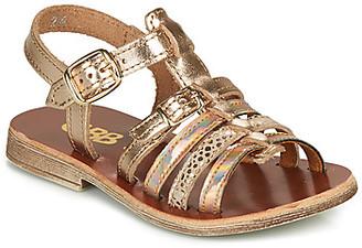 GBB BANGKOK girls's Sandals in Orange