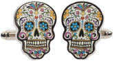 Johnston & Murphy Skull Cufflinks