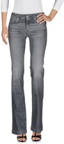 7 For All Mankind Denim pants - Item 42589308