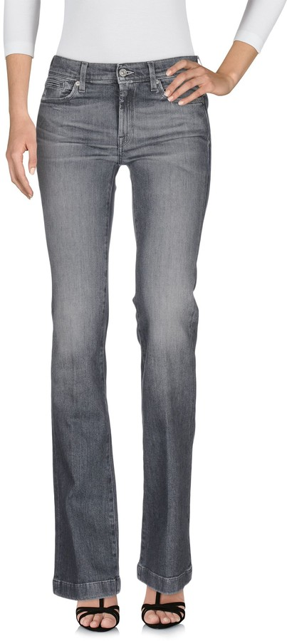 7 For All Mankind Denim pants - Item 42589308JA