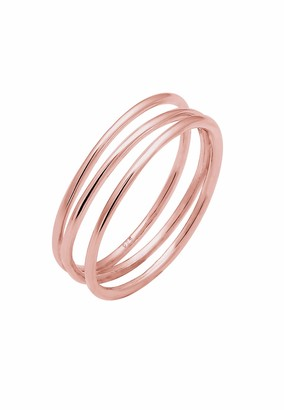 Elli Ring Wrapped Basic Filigree 925 Sterling Silver